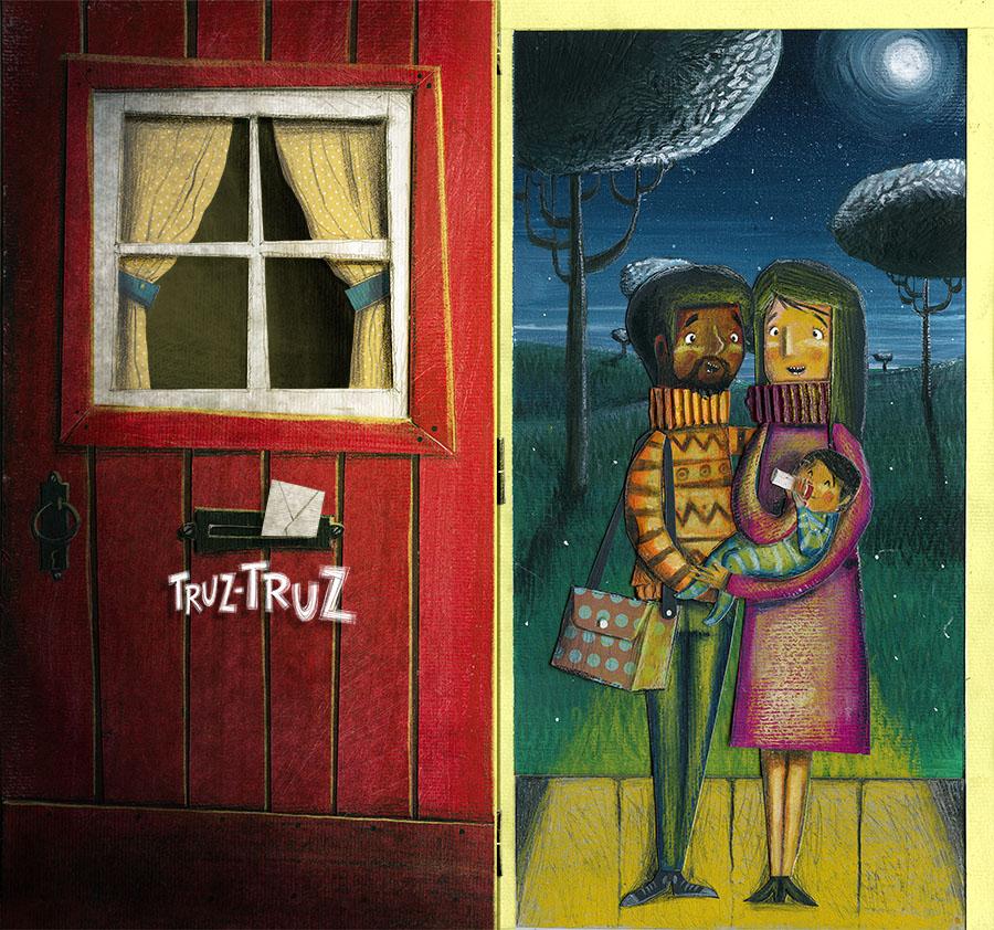 TruzTruz 03 300DPI RGB PauloGalindro - Knock-Knock