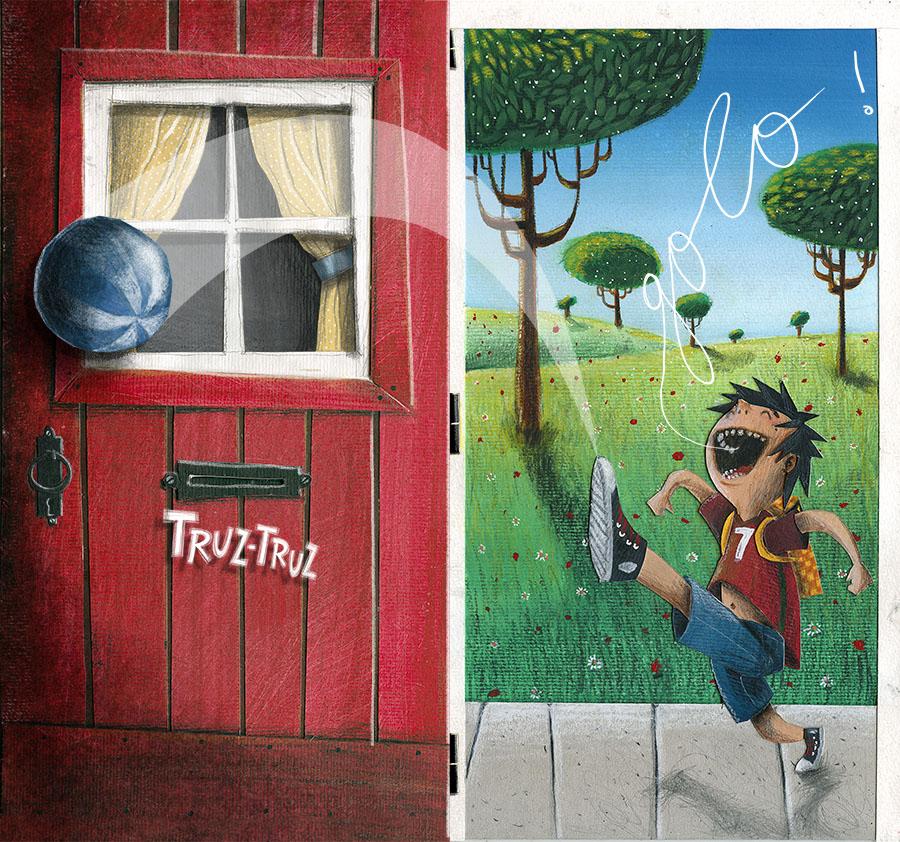 TruzTruz 09 300DPI RGB PauloGalindro - Knock-Knock